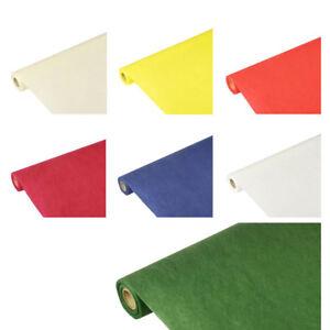 tischdecke vlies stoff hnlich soft selection 10 m x 118 cm auf rolle abwaschbar ebay