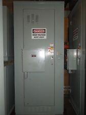 Nepsi 480v Harmonic Filter Bank 3 Stages 344kvar 418a Used