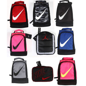 27dee744f10f Nike lunch box bag lunch tote Nike two compartments Insulated Lunch ...