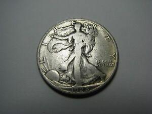 1928-S-Walking-Liberty-Half-Dollar-lt-gt-Large-034-S-034-lt-gt-90-Silver