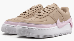 nike air force jester beige pink