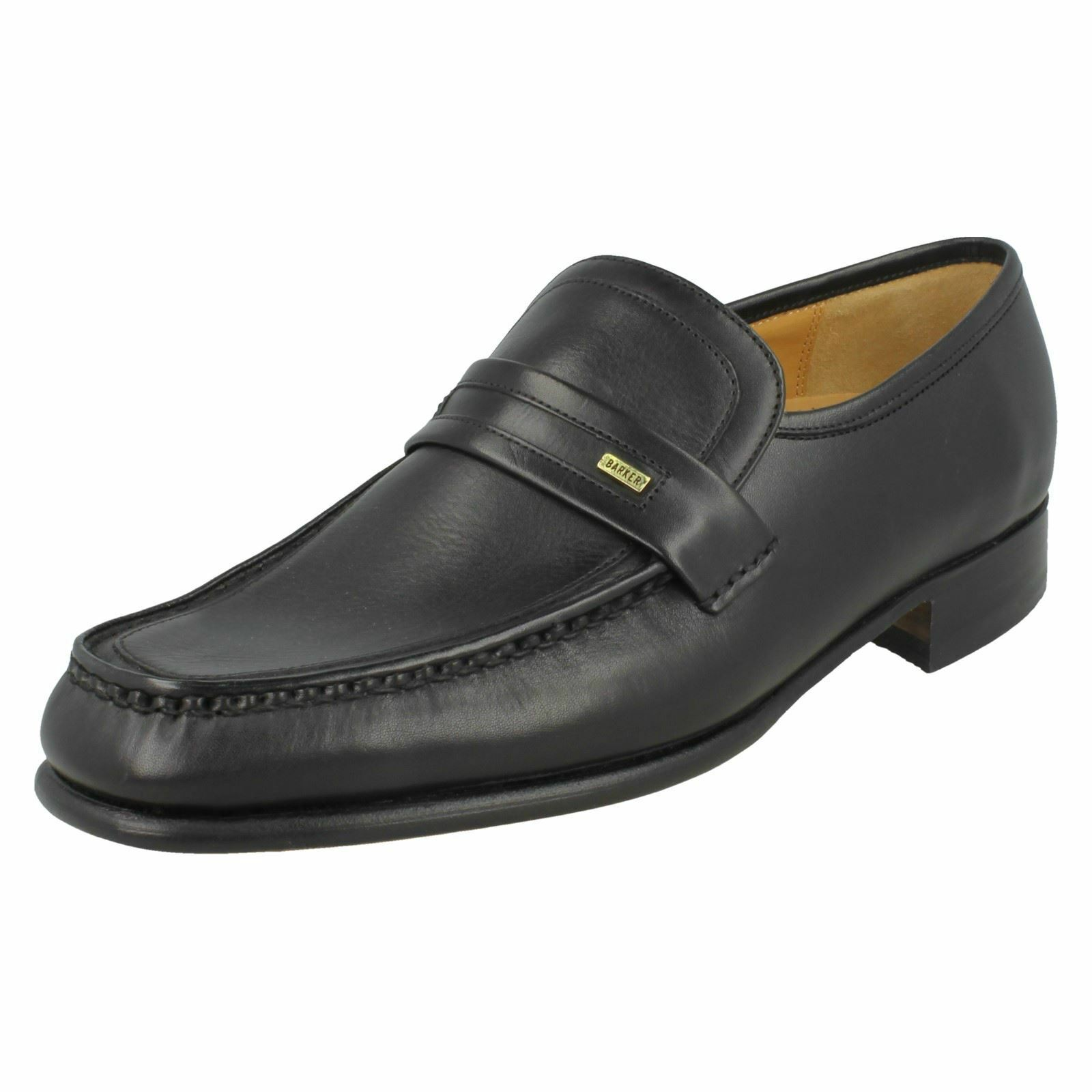 Mens Barker Formal Loafers Wesley