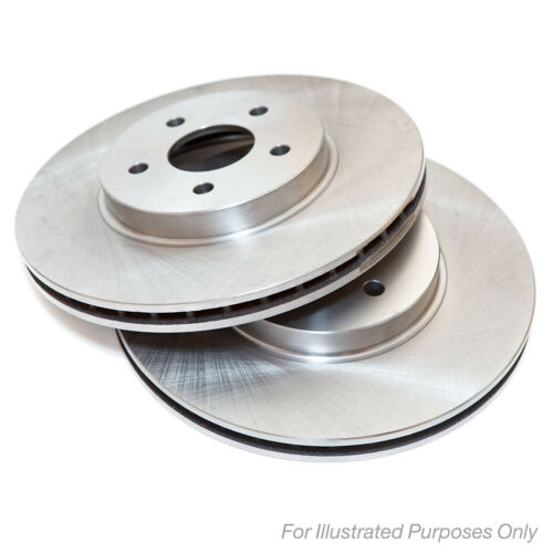 New Fits BMW 3 Series F31 320d Genuine Mintex Rear Brake Discs Pair x2