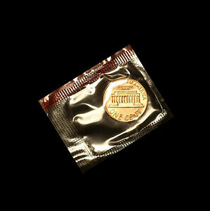 1977 P  Lincoln Memorial Penny ~ Uncirculated Coin Original Mint Cello