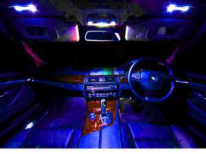 99 06 for bmw e46 interior 194 36mm led canbus blue light - 2006 nissan altima interior led lights ...