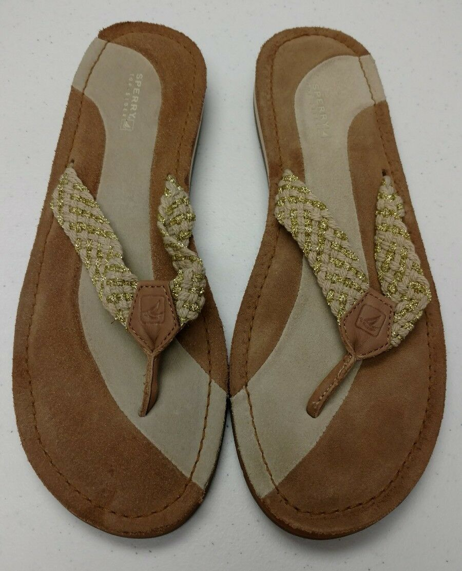Women's Sperry Top-Sider M Thong Sandals Size 11 M Top-Sider 5a9b9a