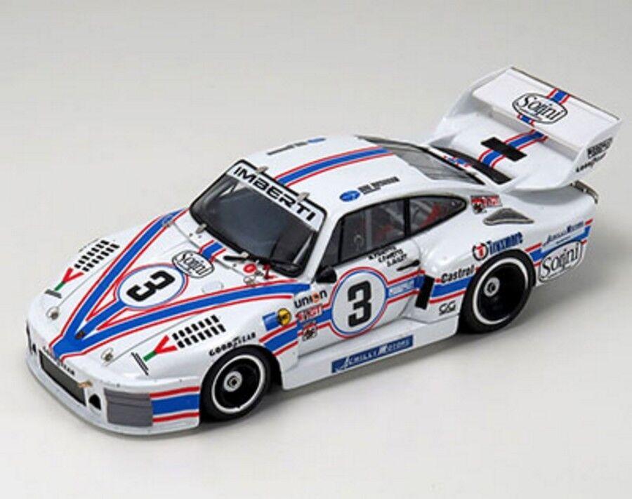 Kit Porsche 935 Facetti-Finotto Daytona 1978 - Arena Models kit 1 43
