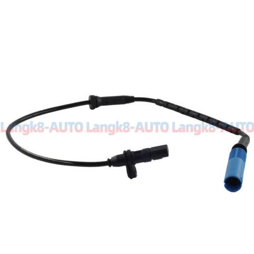 4pcs New ABS Wheel Speed Sensor SS20010 For BMW X5 E53 6756379 6756380 SS20163