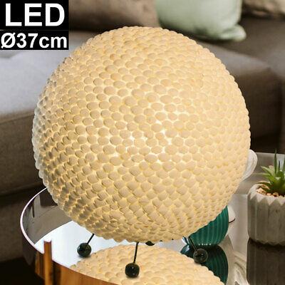 Design Tisch Leuchte Wohn Schlaf Zimmer Beleuchtung Muschel