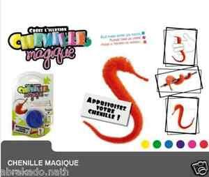Lot 50 Wizz La Chenille Magique Wizzz Se Faufile Partout Jouet Nf