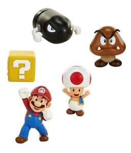 World-of-Nintendo-Minifiguren-5er-Pack-New-Super-Mario-Bros-U-Eichenhain-6-cm