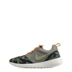Nike Roshe Print Camo Kids Junior