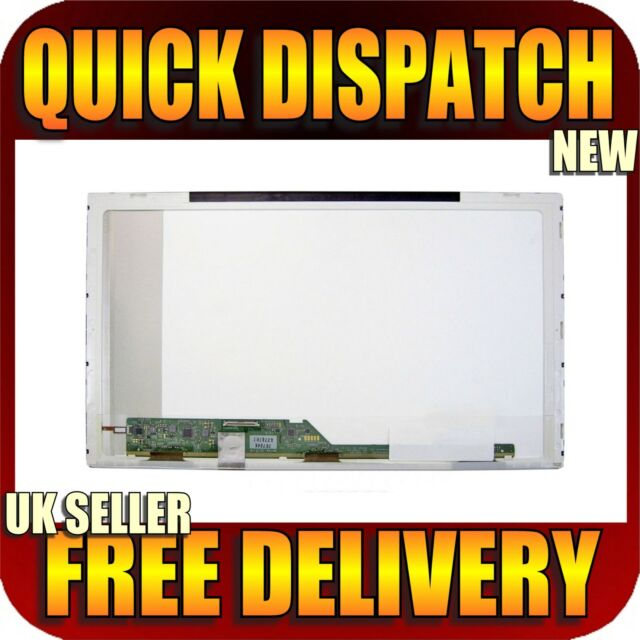 "LTN156AT02-D01  LED 15.6"" HD LCD LAPTOP SCREEN NEW"