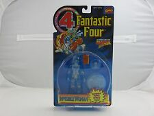 "Fantastic 4 Four CLEAR INVISIBLE WOMAN 5"" Action Figure 45112 NEW 1994 Toy Biz"