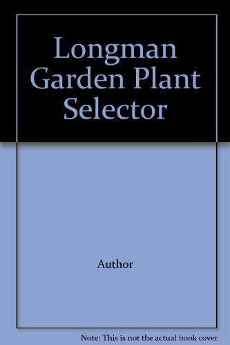 Longman Garden Plant Selector