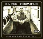 Chronicles: Death Row Classics [PA] by Dr. Dre (CD, Dec-2010, Death Row (USA))