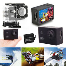 1080P 5MP Helmet Sports DV Cam HD Action Waterproof 30M Video Camera for SJ4000