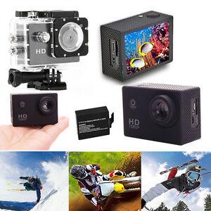 1080P 5MP Helmet Sports DV Cam HD Action Waterproof 30M Video Camera for SJ4000