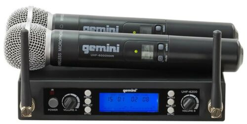 Gemini UHF-6200M *MAKE OFFER* New w// Warranty