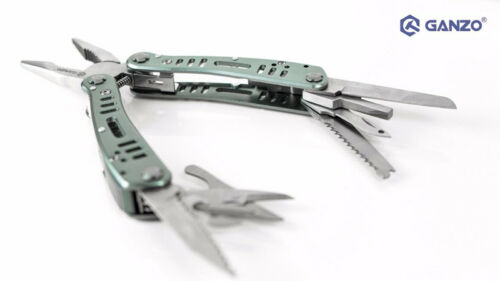 GANZO G203 Stainless Multi Tool Pliers Screw-kits Outdoors Military Camping EDC
