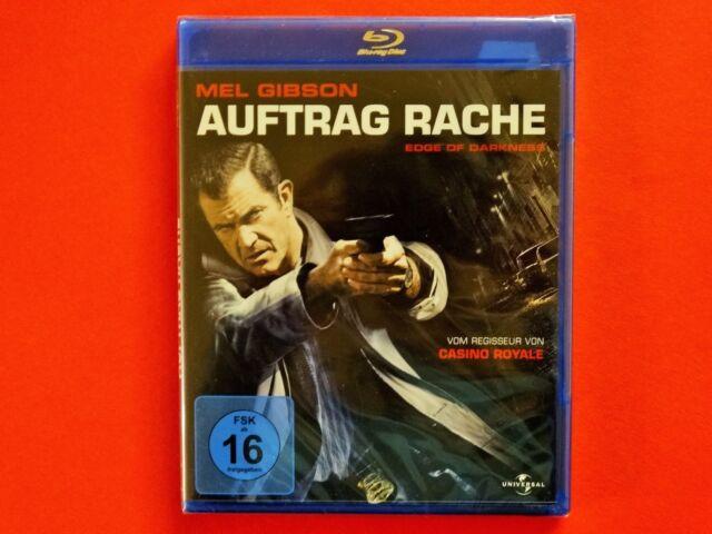Blu-ray: Auftrag Rache * Mel Gibson *  mit Bonusmaterial * neu / ovp
