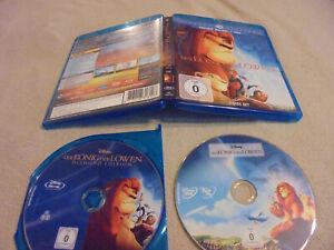 Blu-Ray-DVD-Der-Koenig-der-Loewen-Diamond-Edition