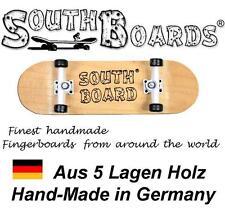 EDEL Board SET N/WS/SWZ - SOUTHBOARDS® Handmade Wood Fingerboard Deck, Holz