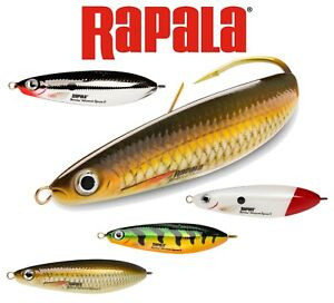 Whopper Plopper Fishing Lure Topwater Floating Rotating Tail for Carp Bass Pike