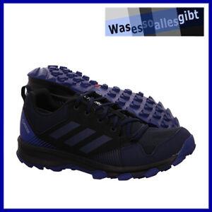 SCHNAPPCHEN-adidas-Terrex-Tracerocker-GTX-schwarz-blau-Gr-42-2-3-R-4513
