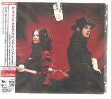"THE WHITE STRIPES ""Get Behind Me Satan"" CD + DVD Japan Sample PROMO + OBI"