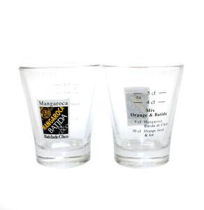 Batida-de-Coco-Shot-Glaeser-Set-Auswahl-MANGAROCA-Stamper-Likoer-Glas-mn1050-1285