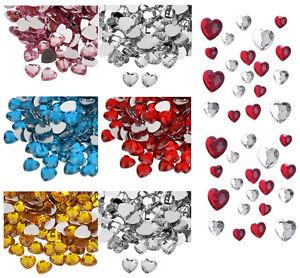 Self Adhesive Gems Craft Cards Scrapbook Embellishments Jewels DARK PINK