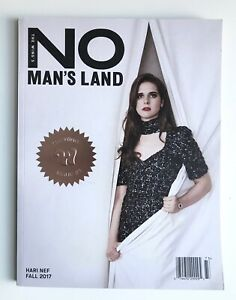 The Wing's No Man's Land Magazine : Issue 1 : Fall 2017 : Like New