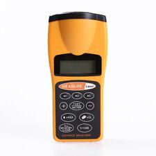 Handheld Digital Ultrasonic Distance Instrument Electronic Measure Meter Range