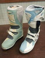 Women's Size 8 Thor Quadrant Motocross Boots
