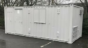 24ft x 10ft Anti Vandal Office amp Canteen amp Toilet Container  UK Seller - Rochdale, United Kingdom - 24ft x 10ft Anti Vandal Office amp Canteen amp Toilet Container  UK Seller - Rochdale, United Kingdom