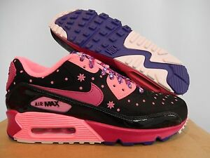 cheap for discount 0db25 4bd19 Image is loading NIKE-AIR-MAX-90-LE-DB-DOERNBECHER-BLACK-