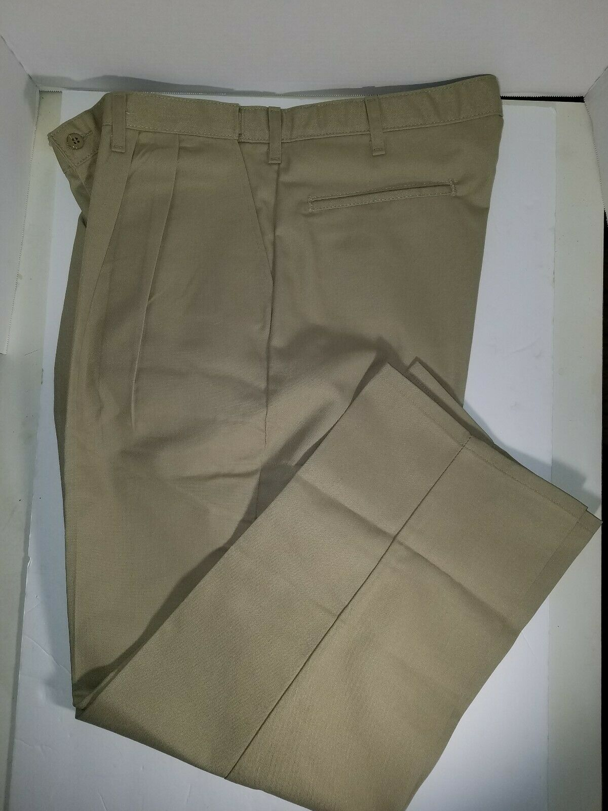 Dickies Mens Black Ind.Relaxed Fit Straight Leg Multi-Use Pocket Pants 2112272BK