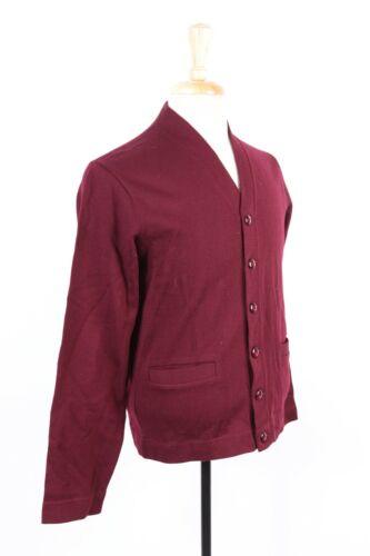 Vintage 50s COLUMBIAKNIT Wool Cardigan Sweater USA