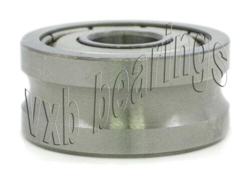 LFR5207-30KDD 30mm U Groove Track Roller Bearing Track
