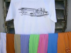 Consolidated-PBY-034-Catalina-034-Tshirt-M-FREE-US-S-amp-H
