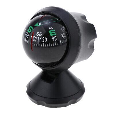 Adjustable Car Dashboard Navigation Compass Ball for Boat Marine Truck