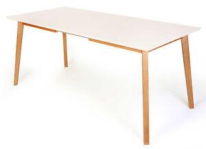 standard furniture vinko esszimmertisch ausziehbar massivholz esstisch holztisch ebay. Black Bedroom Furniture Sets. Home Design Ideas