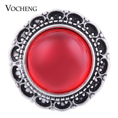 Snap Charms vocheng 18 mm 4 couleurs zodiaque vintage Snap Bijoux Vn-1068