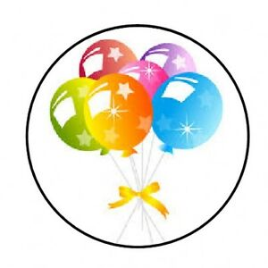 48-BIRTHDAY-BALLOONS-ENVELOPE-SEALS-LABELS-STICKERS-1-2-034-ROUND