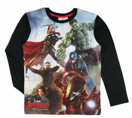 Marvel Avengers Age Of Ultron langarm T-Shirt