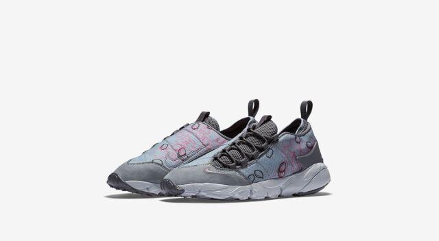 5042bf6986ed Nike Air Footscape NM Premium Sz 10 QS Sakura Grey 44 Pink 8846786 ...
