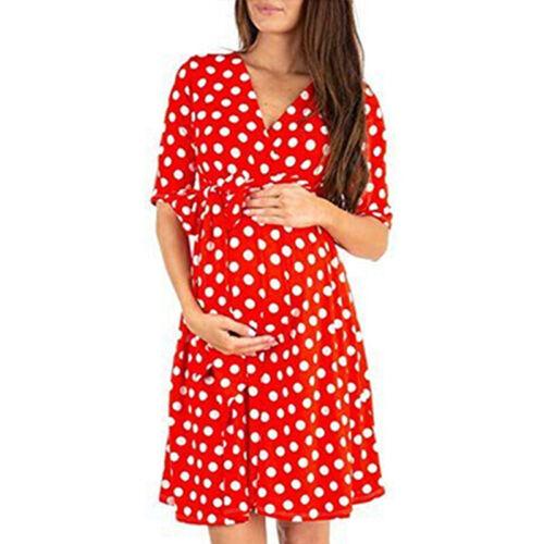 Umstandskleid Umstandsmode Schwangerschaftskleid Stillkleid Tunika Sommerkleider