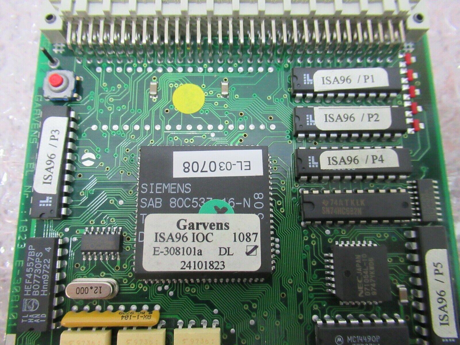 B-Grad-Specials. Garvens E-308101 Bscula Mdulo Garvens Isa 96IOC ...
