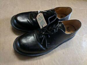 noir Uk 5 acier 12 Ward Chaussures Martens cuir noir travail Dr de en cuir xqFv1wawO